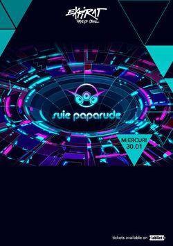 Suie Paparude / Expirat / 30.01