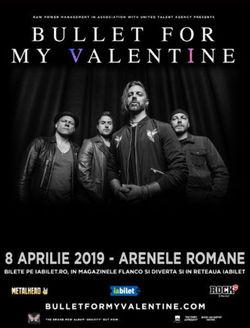 Concert Bullet For My Valentine