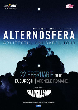 Alternosfera - Lansare de Album