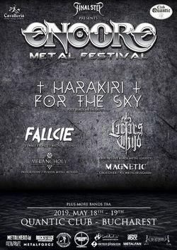 Encore Metal Festival