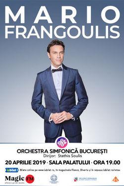 Mario Frangoulis- Live in Bucharest