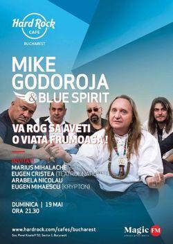 Concert Mike Godoroja & Blue Spirit