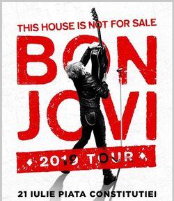 Concert Bon Jovi in Piata Constitutiei