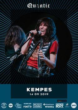 KEMPES @ Quantic Open Air