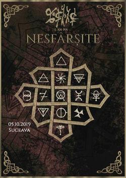 E-an-na, lansare album Nesfarsite la Suceava