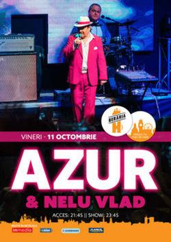 Concert AZUR & Nelu Vlad // Beraria H