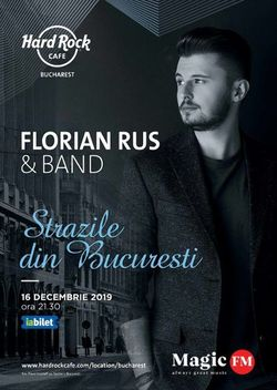 Concert Florian Rus