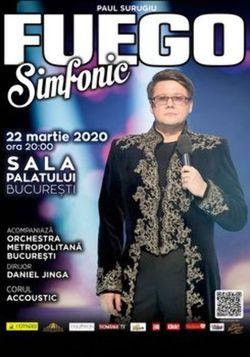 Bucuresti: Fuego - Simfonic