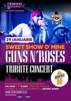 Guns N'Roses Tribute Concert @ Tribute Nights