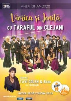 Concert Viorica & Ionia + Taraful din Clejani