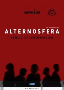 Iasi: Concert Alternosfera