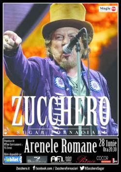 Concert Zucchero - D.O.C. World Tour 2020
