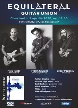 Constanta: Equilateral - Guitar Union
