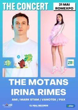 The Motans - Showul Anului 2020 / The Concert / 31 mai - Bilet de o zi