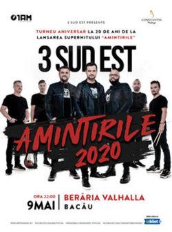Bacau: Concert 3 Sud Est Amintirile 2020