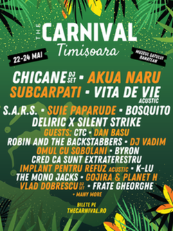 The Carnival Timisoara 2020