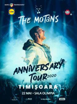Timisoara: Turneu Aniversar The Motans