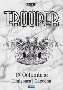 Timioara: Trooper - Strigat (Best of 2002-2019)v
