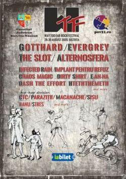 WTF - Way Too Far Rock Festival 2020