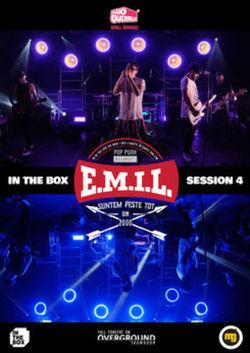E.M.I.L. live  In The Box Session 4 (concert online)