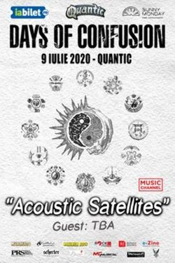 Days Of Confusion  'Acoustic Satellites'