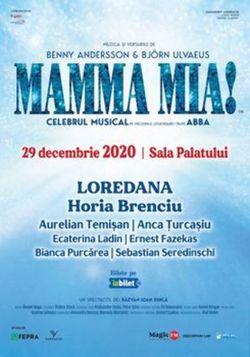 Bucuresti: Musicalul Mamma Mia