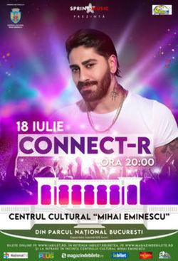 Concert Connect-R pe 18 iulie