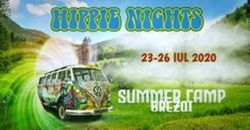 Hippie Nights - Summer Camp Brezoi 23-26 Iulie 2020