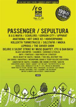 /FORM Days - Music & Arts Festival