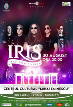 Concert Iris - Nelu Dumitrescu