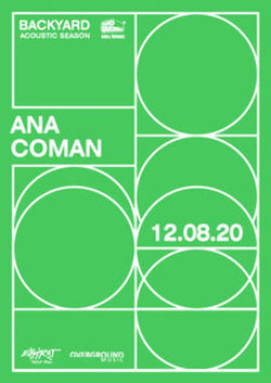 Ana Coman - Backyard Acoustic Season 2020