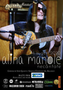 Alina Manole - necantate