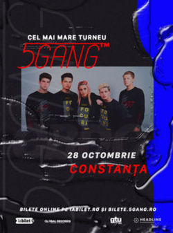 Constanta: Concert - 5GANG