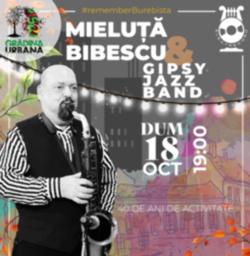 Mieluta Bibescu & Gipsy Jazz Band