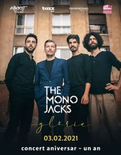 The Mono Jacks livestreaming, Concert aniversar Gloria