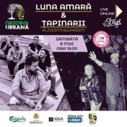 Concert Luna Amara & apinarii #liveintheGarden (Online)