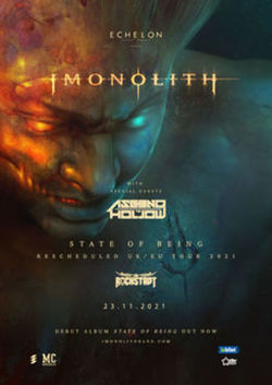 Concert Imonolith si Ascend the Hollow live in Brasov
