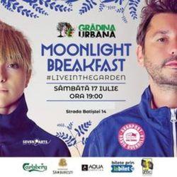 Concert Moonlight Breakfast #liveintheGarden