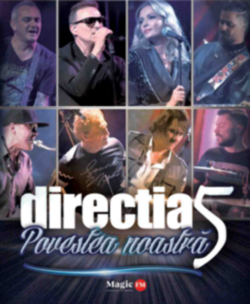 Moinesti: Concert Directia 5 - Povestea Noastra