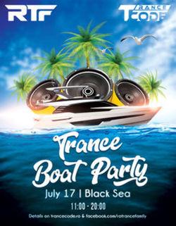 Limanu: TRANCE BOAT PARTY