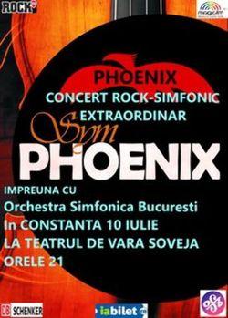 SIMPHOENIX - concert rock simfonic extraordinar