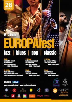 EUROPAfest: JAZZ AT THE PALACE