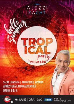 Tropical Party by Wilmark on Alezzi Yacht