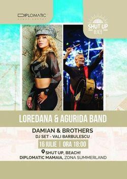 Concert Loredana & Agurida Band si Damian & Brothers