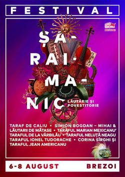 Festival Saraimanic la Brezoi