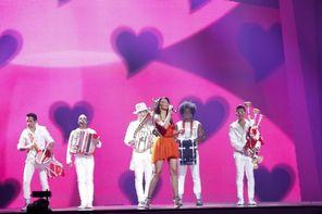 Finala Eurovision 2012: Mandinga pe locul 12