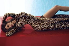 Madalina Ghenea, noua imagine Love Republic (poze)