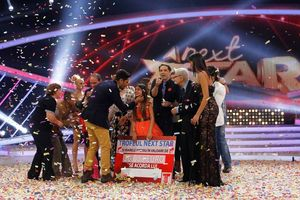 Vanessa Marzavan este Next Star (video)