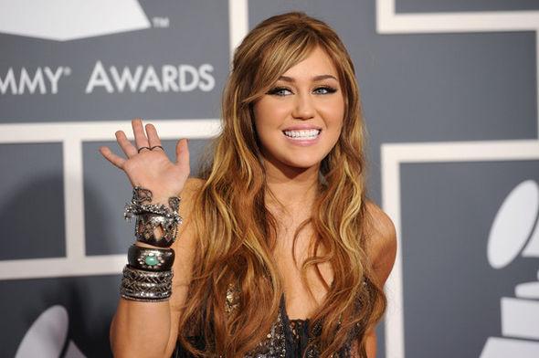 Miley Cyrus Bangle Bracelet