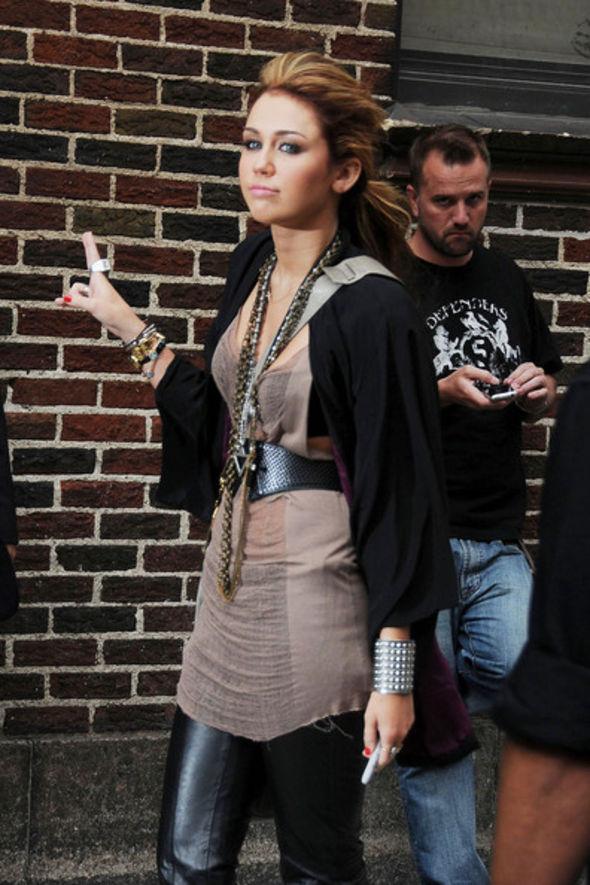 Miley Cyrus Cuff Bracelet